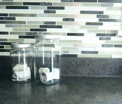 l and stick glass backsplash l and stick glass tiles types charming blue and white tile l and stick glass