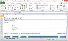 microsoft excel scheduling template excel agenda template free free meeting agenda template for