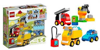 toy cars and trucks. LEGO Duplo My First Cars And Trucks - 10816 Toy N