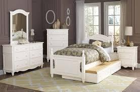 Homelegance Clementine Bedroom Set - White B1799-BEDROOM-SET ...