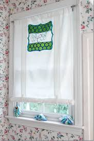 Small Window Solutions. You Can Easily Customize These IKEA Curtains And  Use Them As The