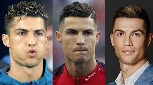8 cristiano ronaldo quirky hairstyles. Exciting Celebrity Cristiano Ronaldo Haircut Design Ideas Human Hair Exim