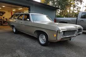 Big Block Wagon: 1969 Chevrolet Kingswood