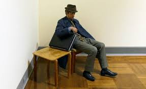 Duane Hanson, Executive, originally titled, Another Day – Smarthistory