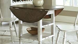 kitchen table sets with leaf large size of dining room round dining table drop down leaf