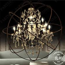 chandelier marvellous globes for chandelier vanity light shades european and american style rustic dining room