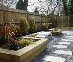 Small Picture we had great fun designing this water feature using railway