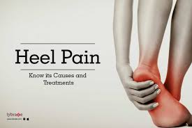 heel pain know its causes and treatments