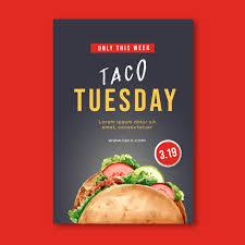 Food Design Poster Fast Food Restaurant Poster Design For Decor Restaurant Look