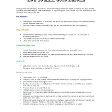How To Make A Quick Resume Resumes Nice Looking How To Make Template