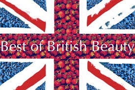 best of british beauty patriotic and