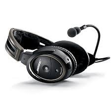 bose headphones bluetooth. bose a20 aviation headset with bluetooth dual plug cable, black headphones