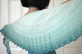 Shawl Knitting Patterns Fascinating Trendy Free Shawl Knitting Patterns Spearmint Tea Shawl Free