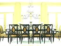 chandelier above dining table height of chandelier over dining table dining chandelier proper height to hang