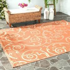 outdoor rug patio