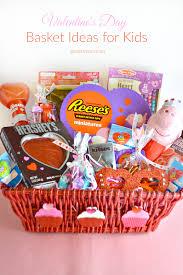 valentine s day basket ideas for kids