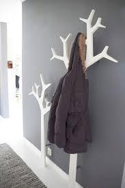 Tree Shaped Coat Rack Clever Creative Coat Hanger Ideas 70