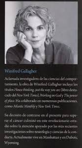 Libro Atencion Plena -winifred Gallagher | Mercado Libre