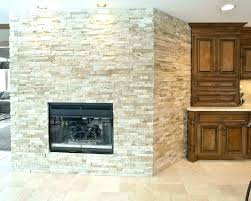 faux stacked stone fireplace ideas corner images dry stack fire in for with built ins sta