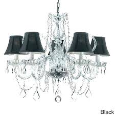 chandelier with black shade chandelier with black shade and white striped shades chandelier with black shade chandelier black shade