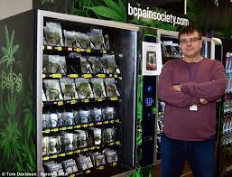 Marijuana Vending Machine Locations Mesmerizing Vending Machines Now Dispense Bars Of Gold Stoneoven Baked Pizza