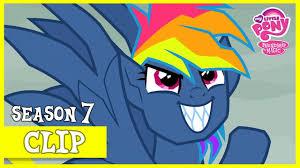 evil rainbow dash destroys pinkie s pies secrets and pies mlp fim hd