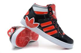 adidas shoes high tops red and black. wholesale adidas 2014 iv forth men black red running shoes high tops and e
