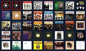 The Beatles Illustrated Uk Discography The Beatles Us