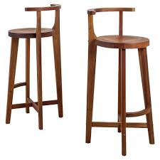 bar chairs with backs. Large Size Of Bar Stool:wooden Stools 26 Inch Backless Chairs With Backs T