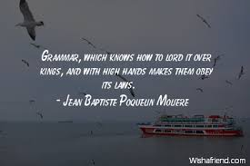 Grammar Quotes Stunning Quotes About Language And Grammar 48 Quotes