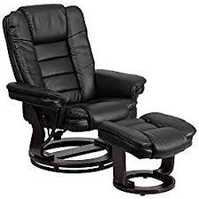 office recliner chair. Flash Furniture BT-7818-BK Contemporary Recliner Office Chair
