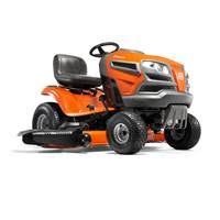 husqvarna garden tractor attachments. Husqvarna 54\u0026quot; 25 HP Hydro Riding Lawn Tractor Garden Attachments T