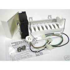 kenmore ice maker parts. supco 4317943 refrigerator icemaker ice maker for whirlpool kenmore kitchenaid estate parts