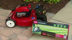 diy lawn striping kit for push mower