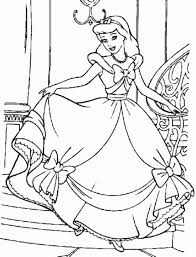 Small Picture 525 best Disneys Princess Coloring Pages images on Pinterest