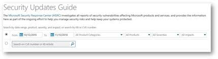 Tip Of The Day Security Updates Guide Tip Of The Day
