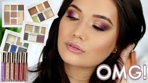 what s new at ulta beauty swatches makeup tutorial