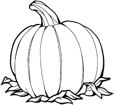 Small Picture Coloring Pages Of Pumpkin Leaves Coloring Pages