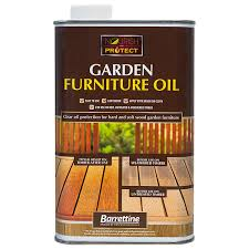 Barrettine Garden Furniture Oil Wood Finishes Direct