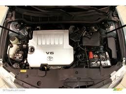2007 Toyota Camry XLE V6 3.5L DOHC 24V VVT-i V6 Engine Photo ...