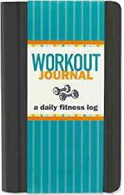 workout journal diary notebook fitness
