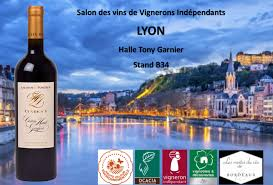 salon des vins de vignerons indépendants de lyon