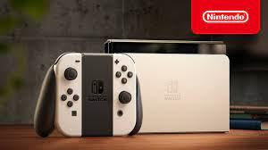 Nintendo Switch – OLED-Modell ...
