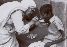 Image result for pictures of helping the hungry