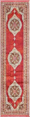 10 foot runner rugs get ations a rug red 2 7 x feet runner st collection 10 foot runner rugs