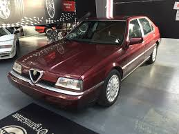1993 Alfa Romeo 164 at auction #1916788 - Hemmings Motor News