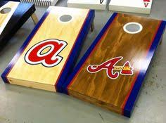 Wooden Corn Hole Game seahawk cornhole boards Google Search Games Pinterest 52