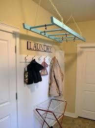 retractable closet rod laundry room clothes rod laundry room wall hanging rack laundry room ideas retractable closet rod