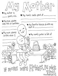 Small Picture Mothers Day Coloring Pages Skip To My Lou