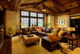 Of Living Rooms With Leather Furniture Living Room Decorating Ideas With Brown Leather Furniture